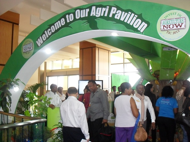 """Welcome to Our Agri Pavilion"""