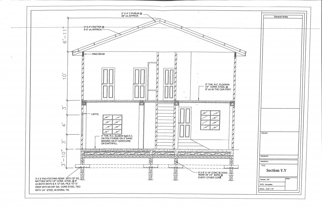 Trinidad House Plans House Style Ideas